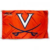 University of Virginia ACC Flag
