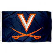 University of Virginia Cavaliers Flag