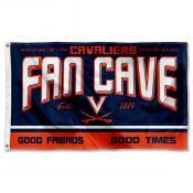 University of Virginia Cavaliers Man Cave Dorm Room 3x5 Banner Flag