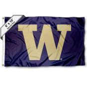 University of Washington 6x10 Large Flag