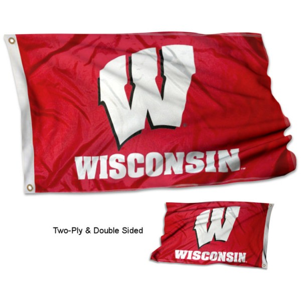 University of Wisconsin Flag - Stadium
