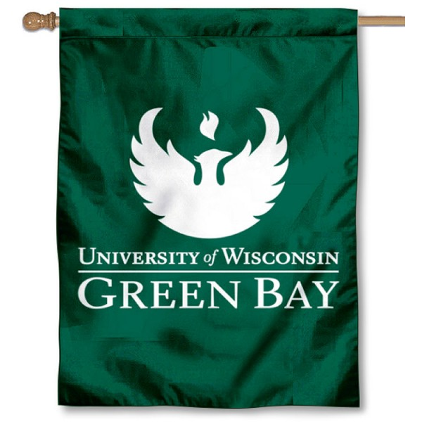 University of Wisconsin-Green Bay House Flag
