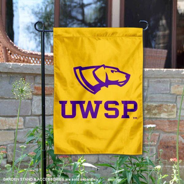 University of Wisconsin Stevens Point Garden Flag