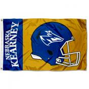 UNK Lopers Helmet Flag