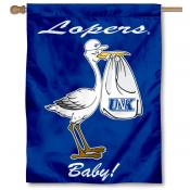 UNK Lopers New Baby Banner