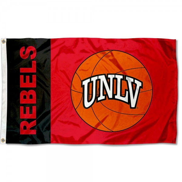 UNLV Basketball Flag