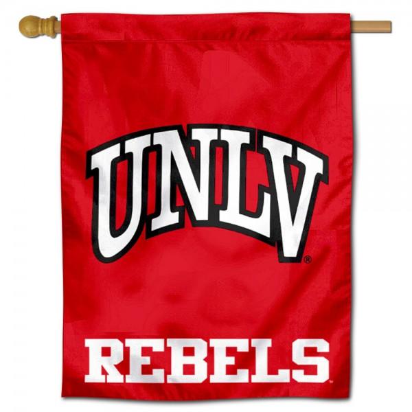 UNLV Blue House Flag
