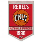 UNLV College Basketball National Champions Banner