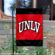 UNLV Double Sided Garden Flag