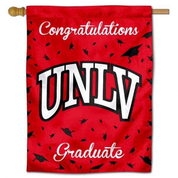 UNLV Graduation Banner