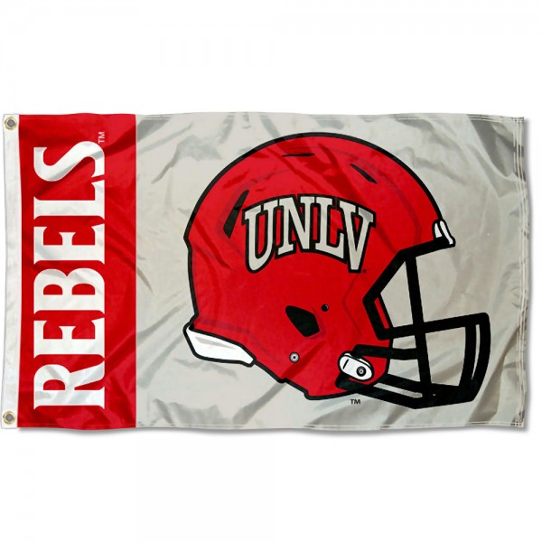 UNLV Helmet Flag