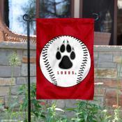 UNM Lobos Baseball Garden Flag