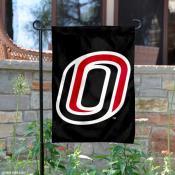 UNO Mavericks Black Garden Banner