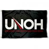 UNOH Racers Flag