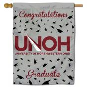UNOH Racers Graduation Banner