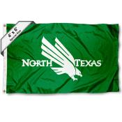 UNT Mean Green 4'x6' Flag