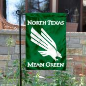 UNT Mean Green Garden Flag