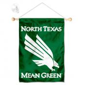 UNT Mean Green Small Wall and Window Banner