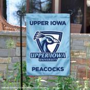 Upper Iowa University 2 Ply Double Sided Garden Flag