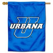Urbana Blue Knights House Flag