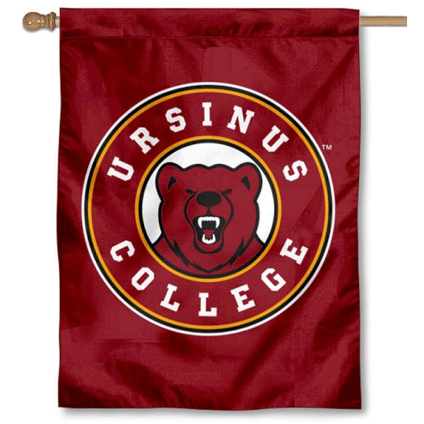 Ursinus Bears House Flag