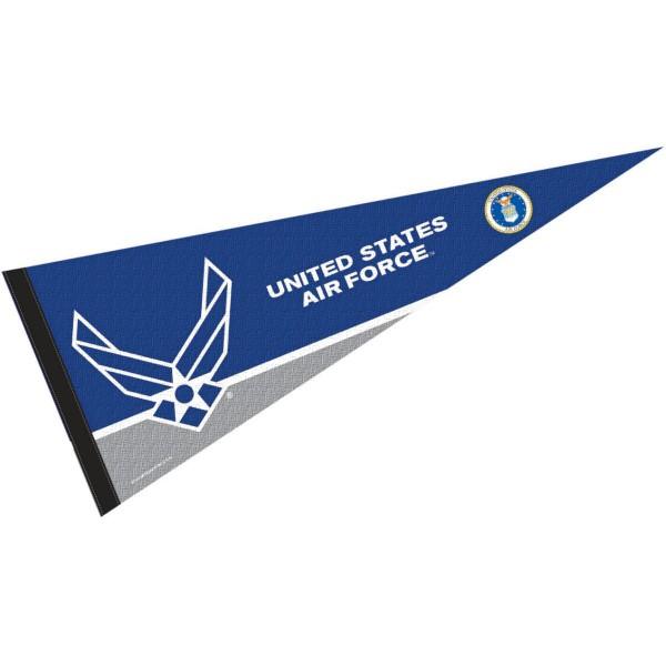 US Air Force Insignia Logo Pennant