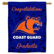 US Coast Guard Graduation Banner