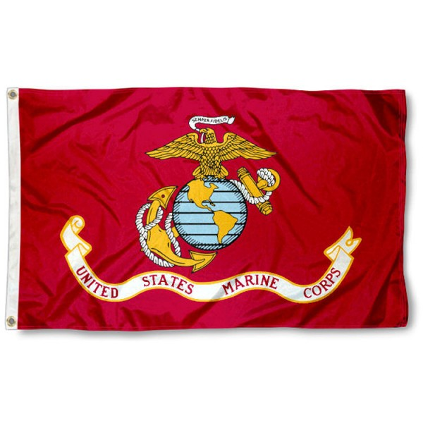 US Marines Corps Flag