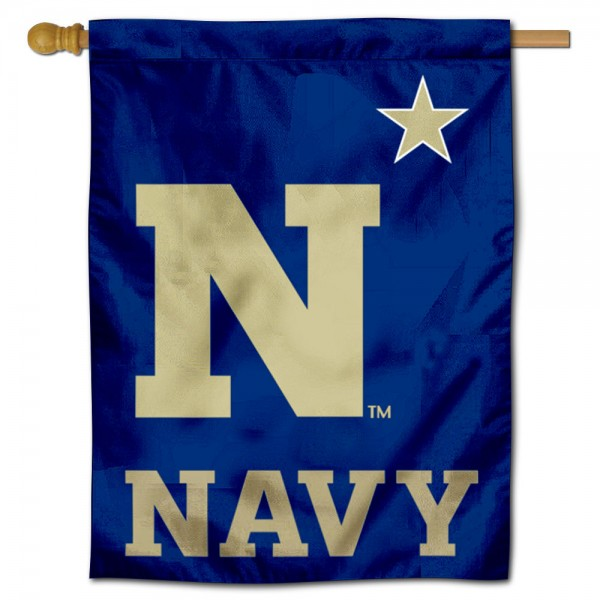 US Navy House Flag