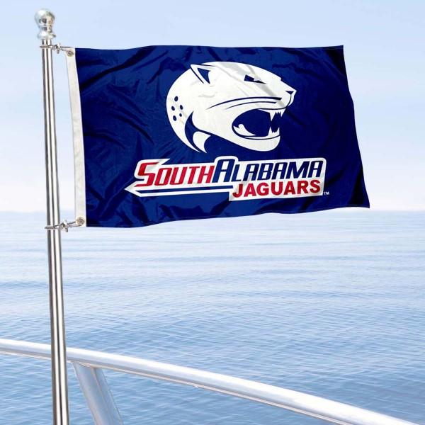 USA Jaguars Boat Flag