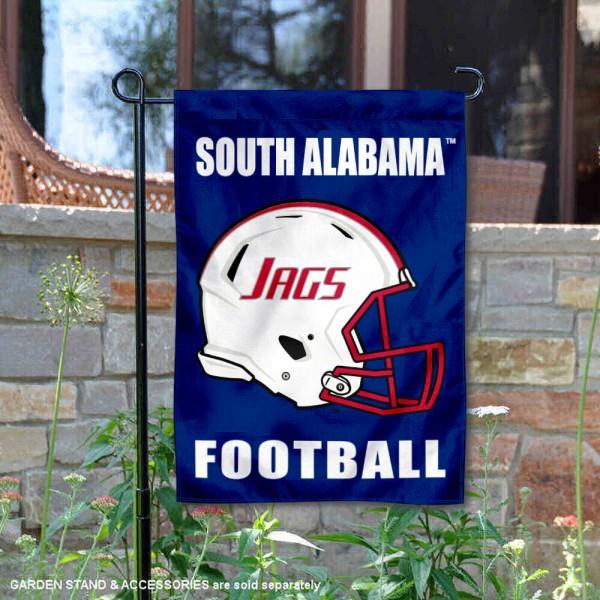 USA Jaguars Football Garden Flag