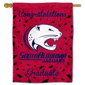 USA Jaguars Graduation Banner