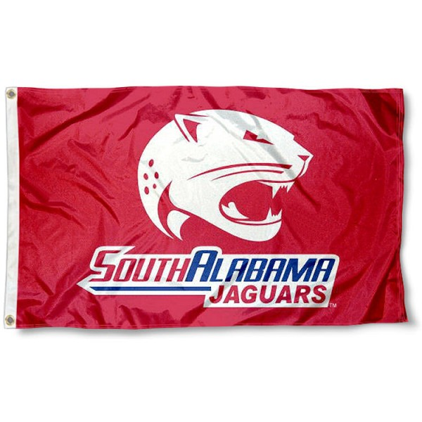 USA Jaguars Red Flag