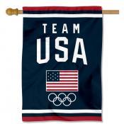 USA Team USA Olympic Banner Flag