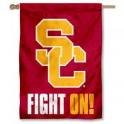 USC Fight On House Flag