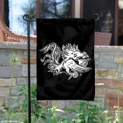 USC Gamecocks Black Garden Banner