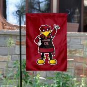 USC Gamecocks Cocky Garden Flag