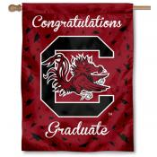 USC Gamecocks Graduation Banner