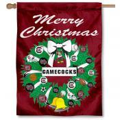 USC Gamecocks Holiday Flag