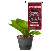 USC Gamecocks Mini Garden Flag and Table Topper
