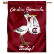 USC Gamecocks New Baby Banner