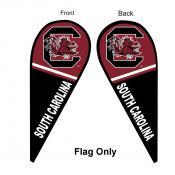 USC Gamecocks Teardrop Flag