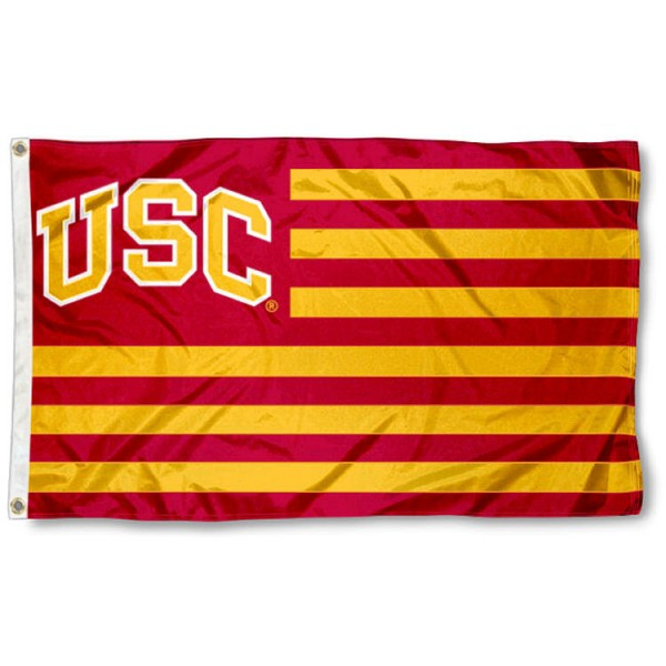 USC Trojans Nation Flag