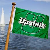 USC Upstate Spartans Boat Nautical Flag