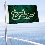 USF Bulls Boat Flag