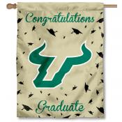 USF Bulls Graduation Banner