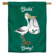 USF Bulls New Baby Banner