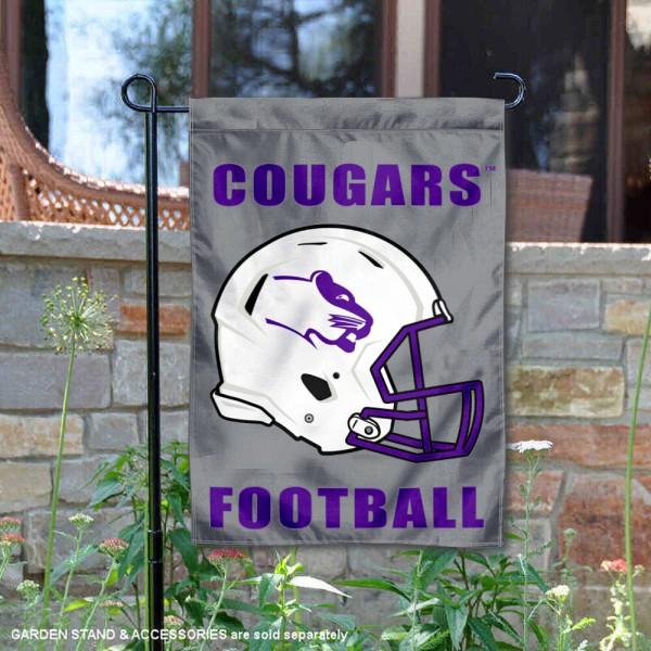 USF Cougars Football Garden Flag