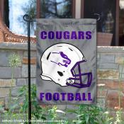 USF Cougars Football Garden Flag