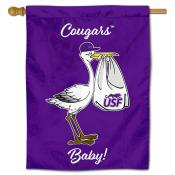 USF Cougars New Baby Banner